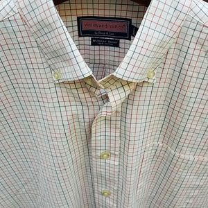 Vineyard Vines Large Murray Shirt 100% Cotton